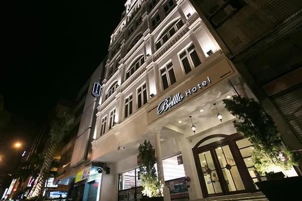 Bello Hotel JB Central