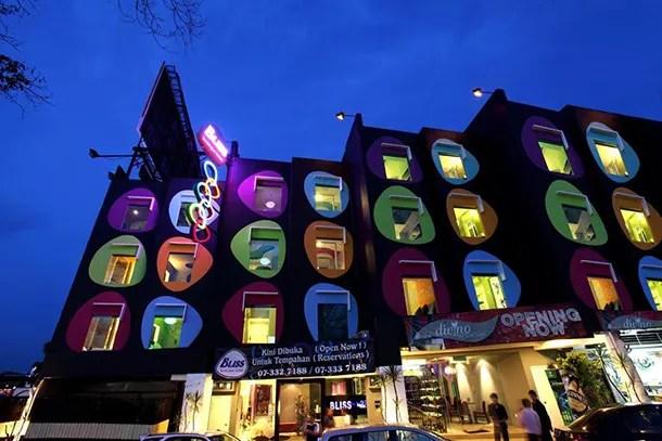 Bliss Boutique Hotel Johor Bahru - Main Image