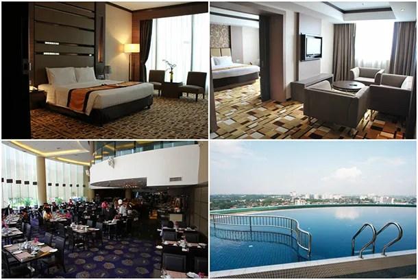 Grand Paragon Hotel Johor Bahru - Room Image