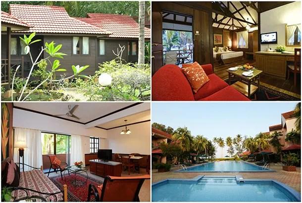 Holiday Villa Beach Resort Cherating - Room Image