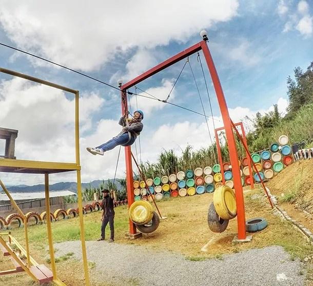 Kundasang Mount Valley Recreation Centre