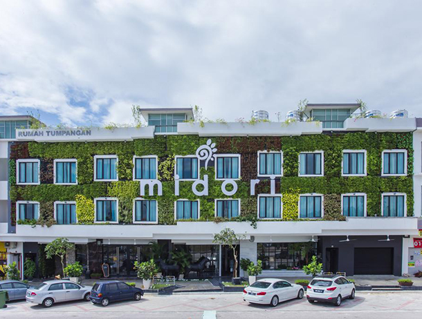 Midori Concept Hotel - Johor Bahru
