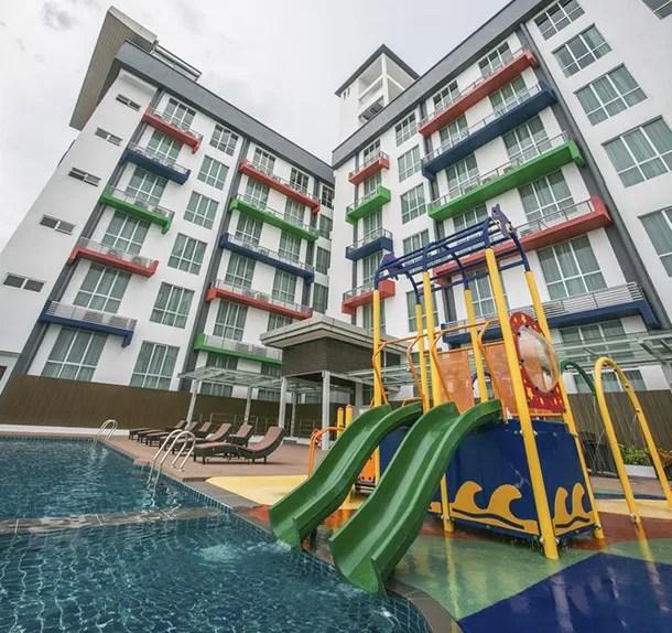 V8 Hotel Johor Bahru - Main Image