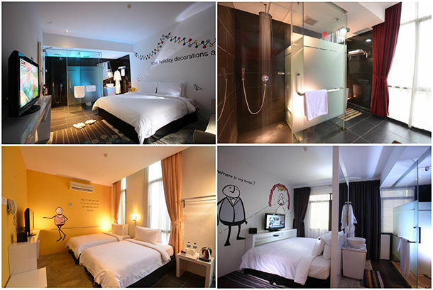 Zoom In Boutique Hotel Johor Bahru - Room Image