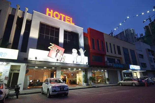 Zoom In Boutique Hotel - Johor Bahru