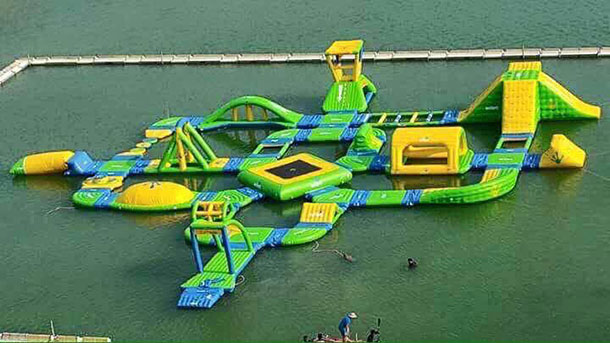 Frenzy Waterpark Lumut - Main Image