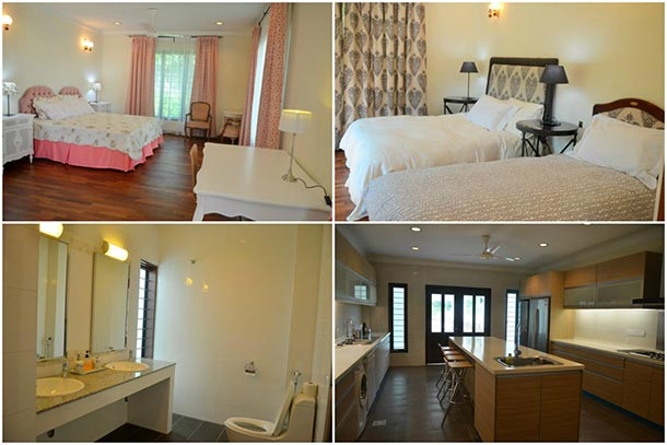 NHZ Country House Janda Baik - Room Image