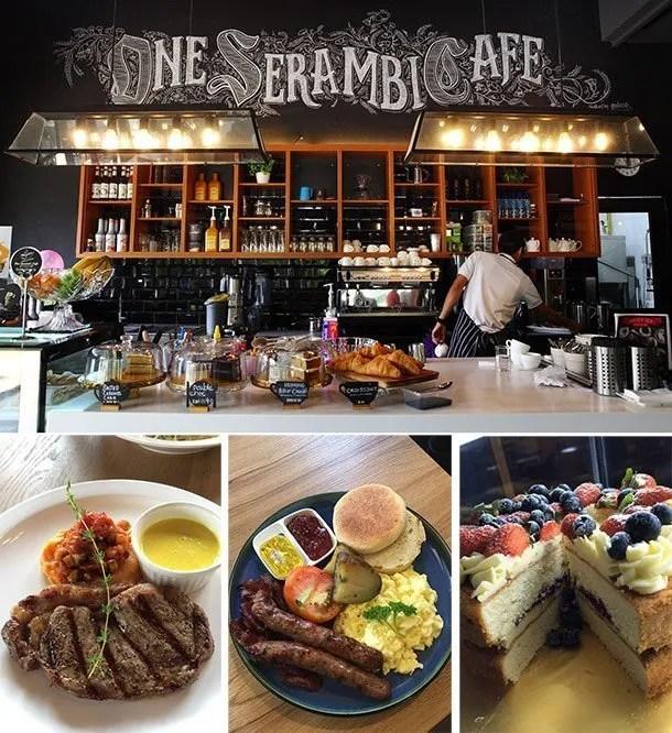 One Serambi Café Shah Alam