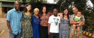África: cura para viver um novo presente