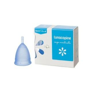 Lunacopine Selene Taille 2 - coupelle menstruelle - housse incluse
