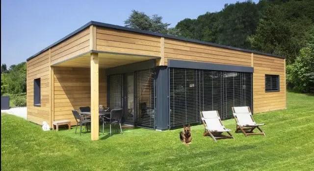 Maison architecte pas cher latest un with maison for Terrain plus maison pas cher