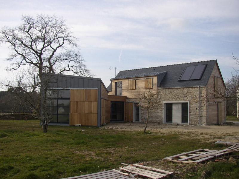 Zinc Pierre Bois SignampBois Construction