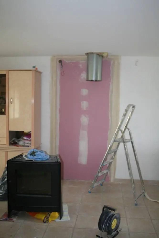 Installation Du Pole Bois Maison Et Domotique