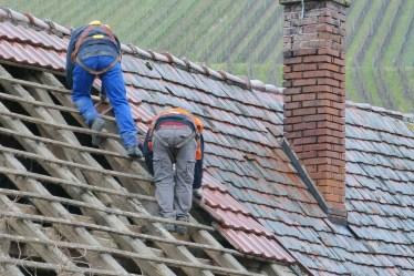 modification de toiture