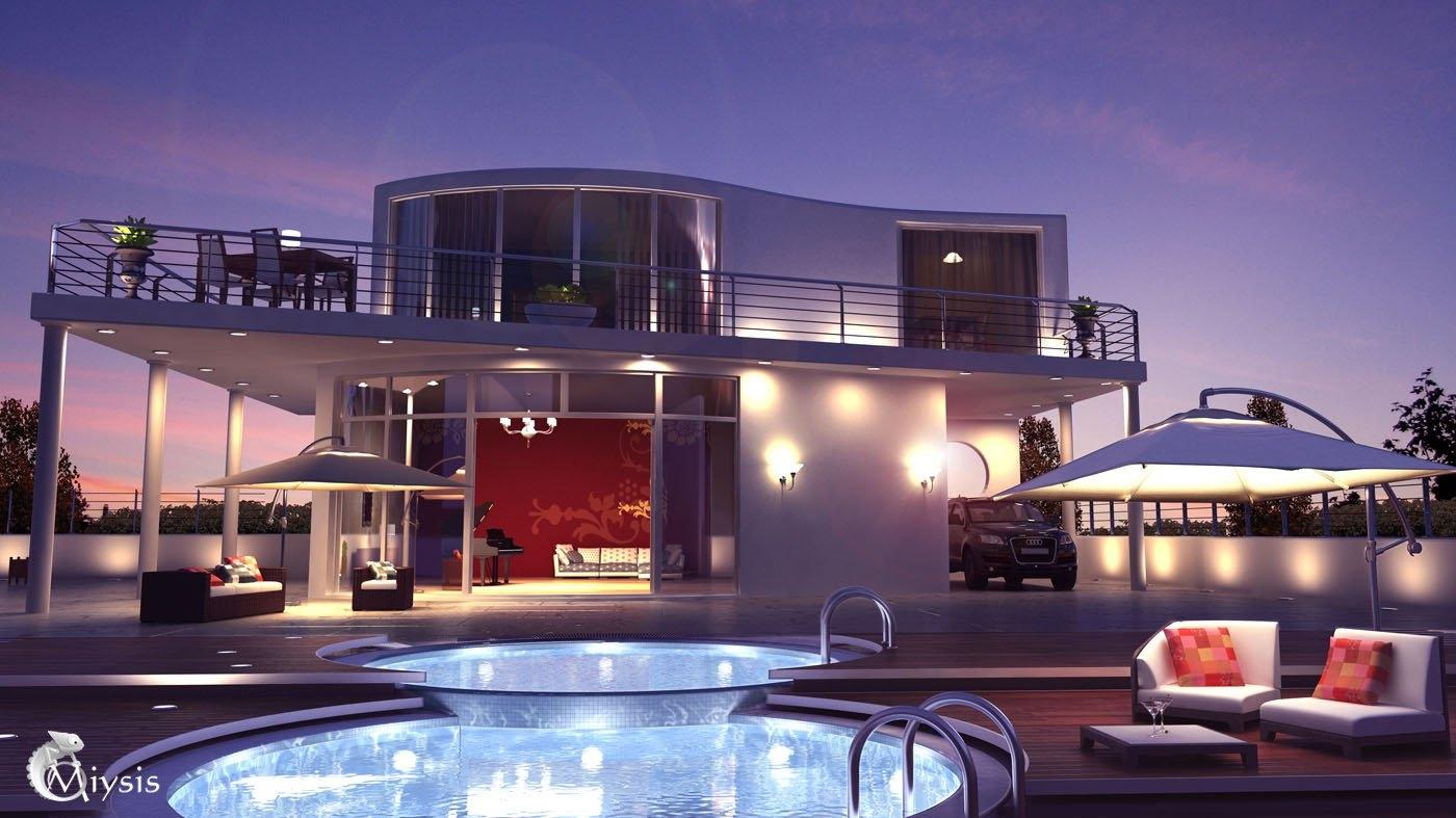 Maison Futuriste Cheap With Maison Futuriste Maison
