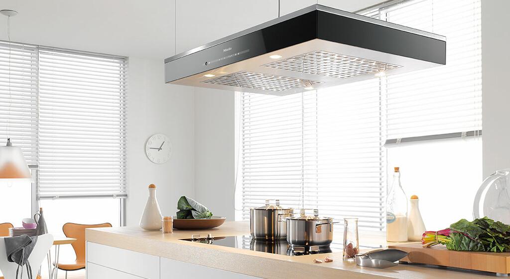 les 5 tendances de la hotte de cuisine