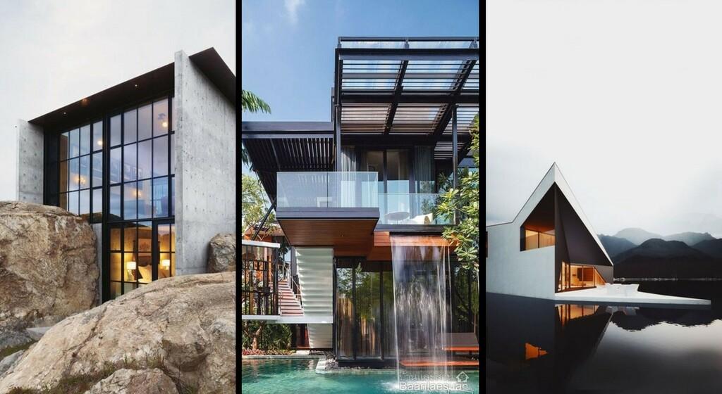 top 35 belles maisons architectes