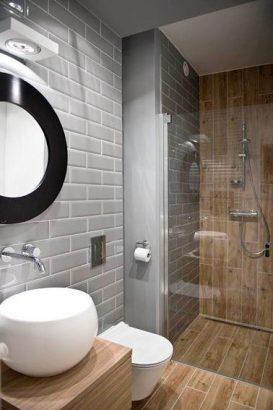 24 petites salles de bains malignes et