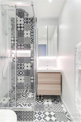 petite salle de bains 24 astuces pour