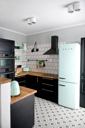 cuisine noire et blanche nos 39