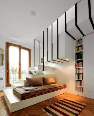 5 Escaliers Gain De Place A La Fois Esthetiques Et Astucieux