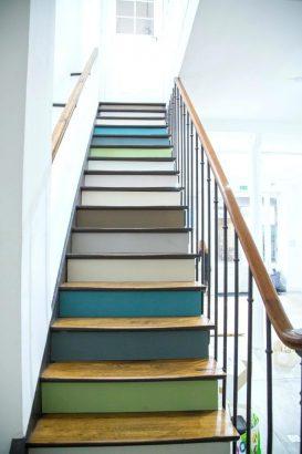 Peindre Ses Escaliers 15 Idees Pour Relooker Les Escaliers