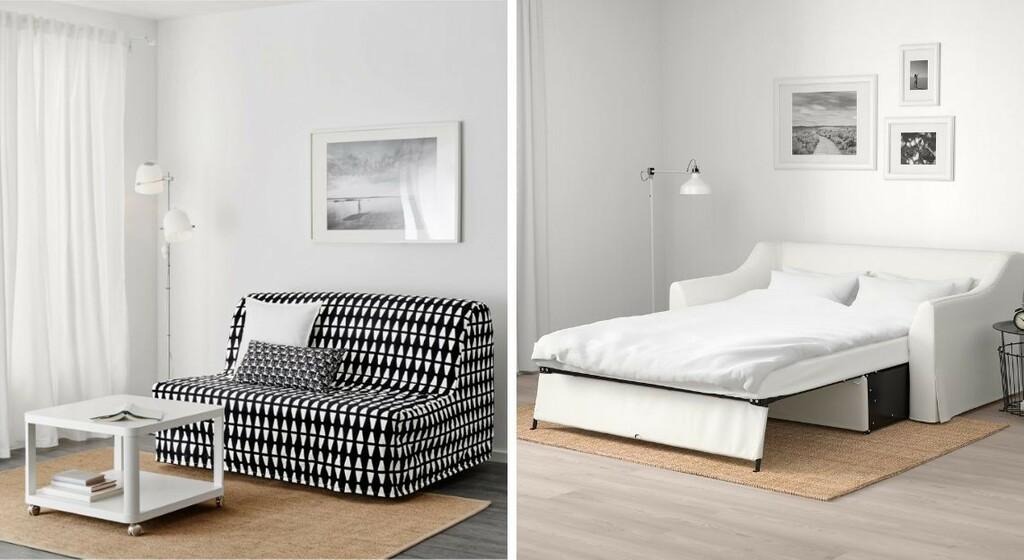 Canape Convertible 16 Modeles Ikea Pour Votre Salon