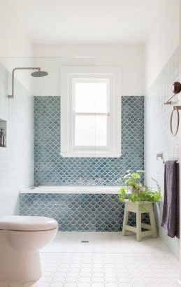 15 modeles pour une salle de bains moderne