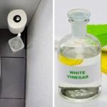 Comment nettoyer les WC avec du vinaigre blanc ?