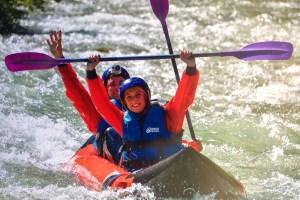 Kayakken vakantiehuis castellane