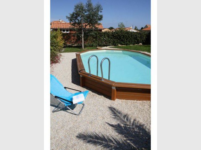 Piscines L Option Hors Sol