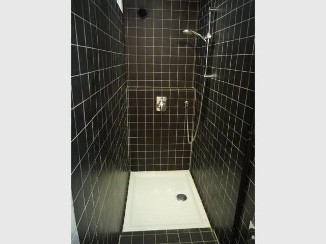 Une vraie salle de bains amnage dans 3m2