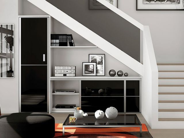 plafond de cuisine design