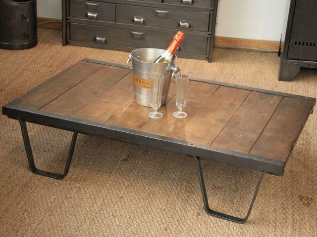 la restauration d un meuble industriel