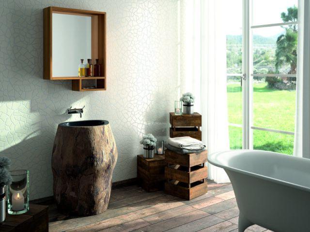 10 vasques originales pour 10 salles de bains styles