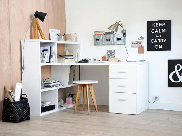 10 Solutions De Rangement Astucieuses Pour Un Bureau Optimis