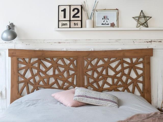 tete de lit en bois 10 modeles pour