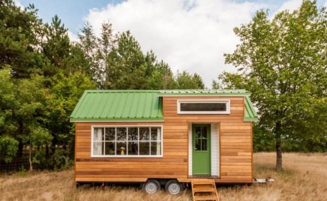 Tiny House La Mini Maison Mobile Débarque En France