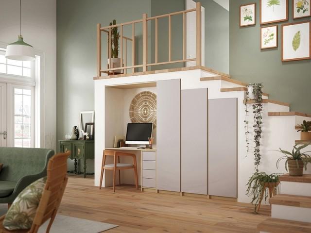 15 Idées Pour Aménager Lespace Sous Lescalier