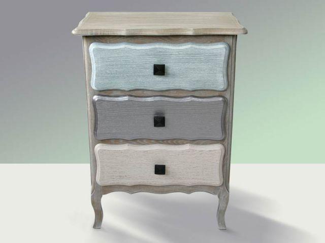 customisation d un meuble en chene