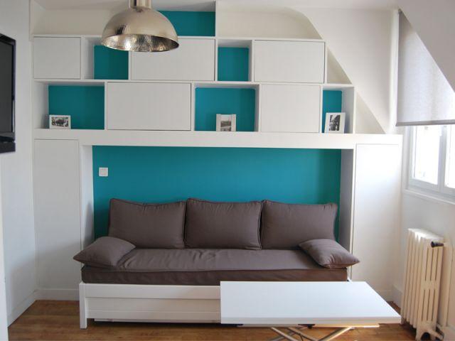 1 petit studio digne d1 grand appartement