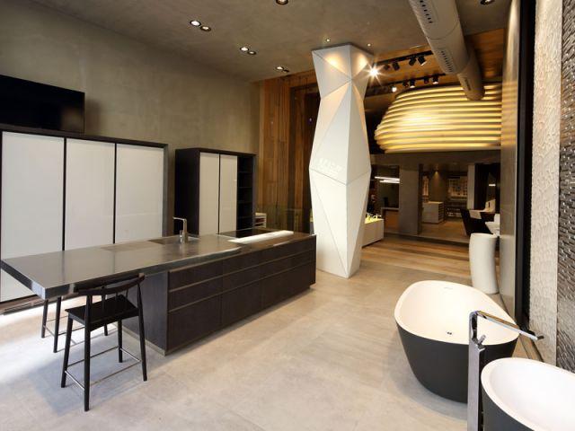 Porcelanosa Inaugure Son Tout Premier Showroom Paris