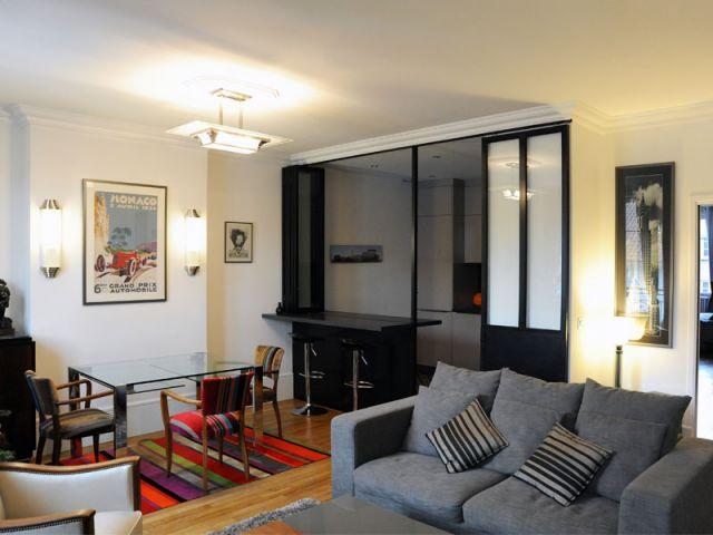 1 Appartement Lyonnais Esprit Art Dco