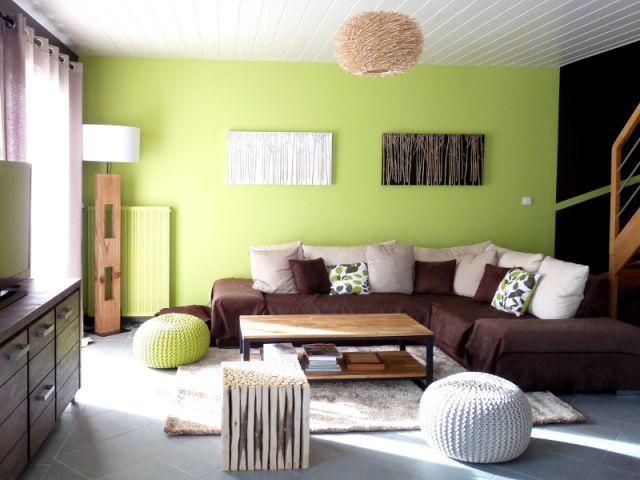 Chambre Vert Olive - Décoration de maison idées de design d ...