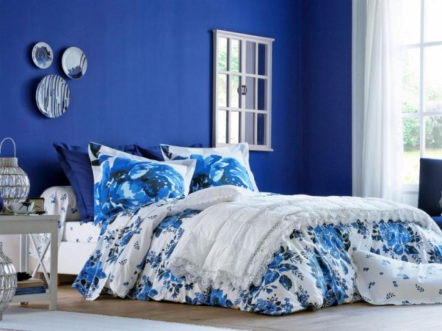10 nuances de bleu pour decorer sa chambre