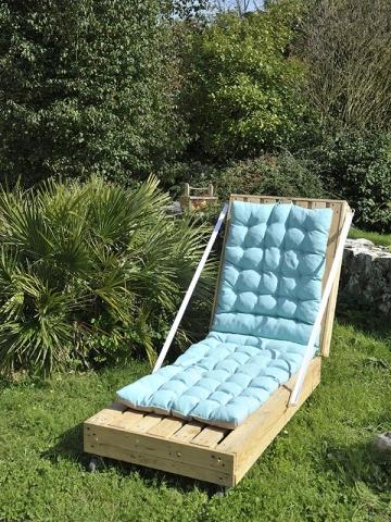 fabriquer son mobilier de jardin