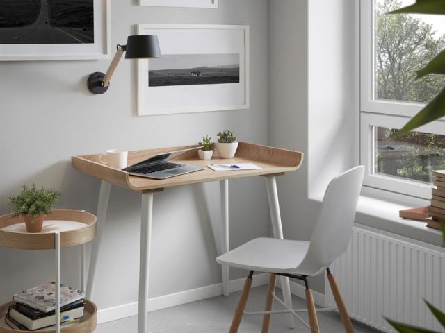 Amnager un bureau dans un petit espace  20 ides futes