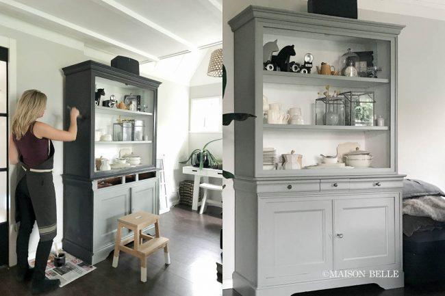 Geef je meubels een verfje  Maison Belle