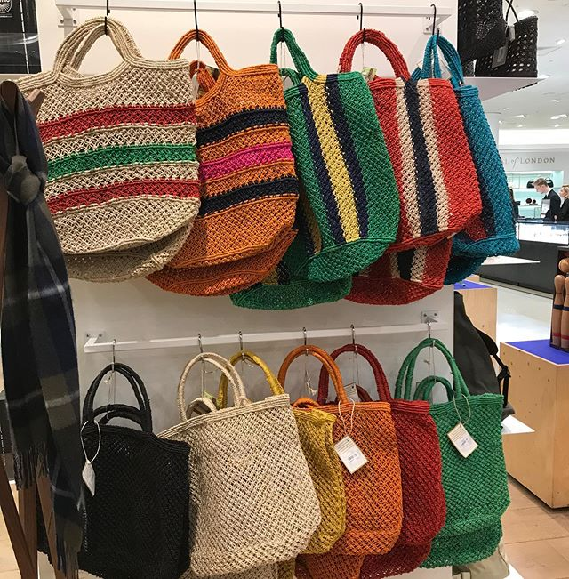 Bags of colour @theconranshopofficial - Thank you