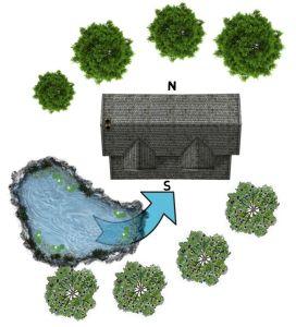 végétation bioclimatique